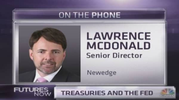 Larry McDonald: 10-year yield going to 2.2 percent