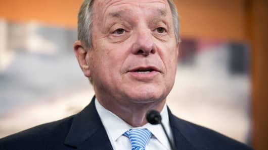 Sen. Richard Durbin, D-Ill.