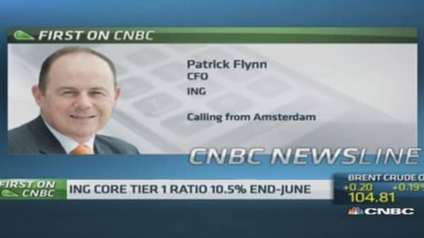 We'll repay state as soon as possible: ING CEO