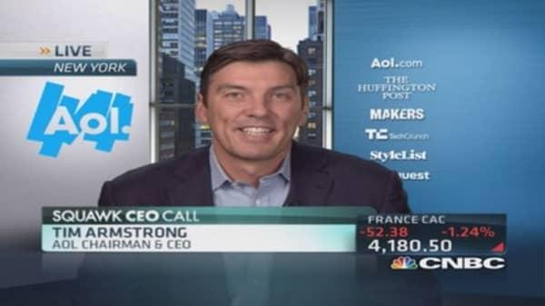 AOL plots multi-platform future