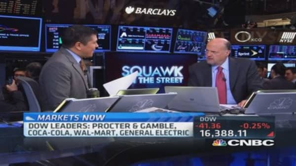 Time Warner a winner: Cramer