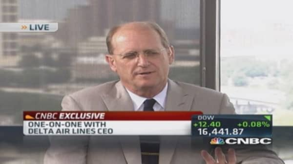 Delta CEO: Ebola procedures in place