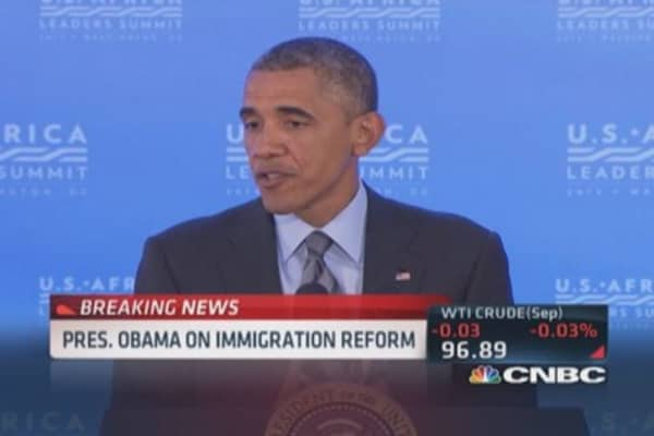 President Obama: Want to move quickly on tax inversions