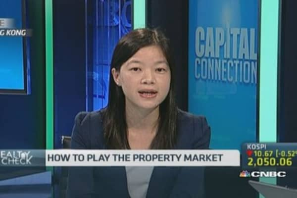 Expect a recovery in China property sector: DBS