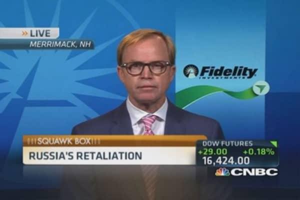 Russian retaliation rattles EU markets