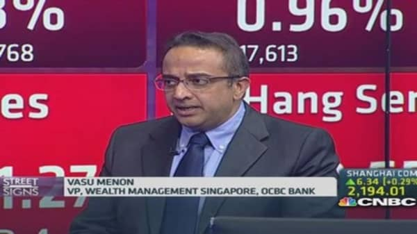 Market selloff offers buying opportunity: OCBC