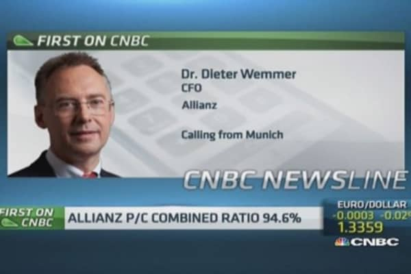 Allianz CFO backs PIMCO's Gross despite outflows