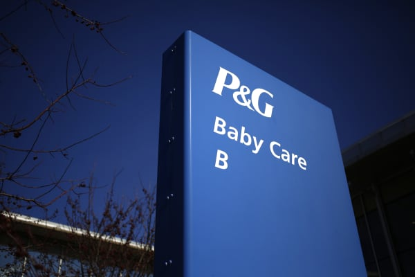P&G to turn focus to adult diapers as birth rate slows.