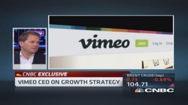 Making money with Vimeo
