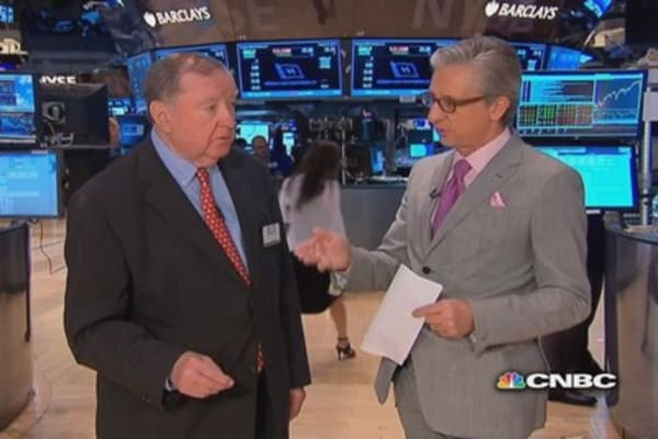 Cashin says: ISIS a future problem, all about Ukraine