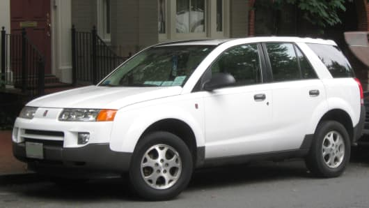 2008 Saturn VUE Reviews and Rating   Motor Trend