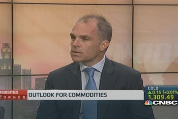 Why are commodities ignoring geopolitical risks?