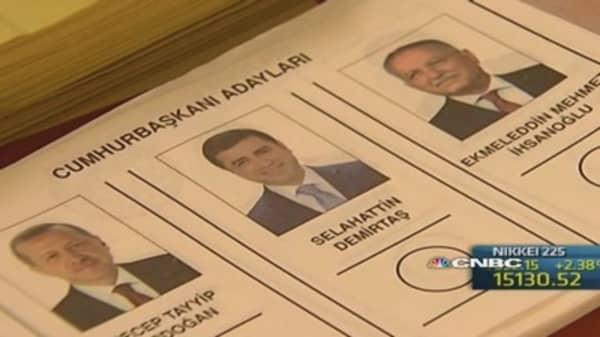 Erdogan vows reconciliation after presidential win