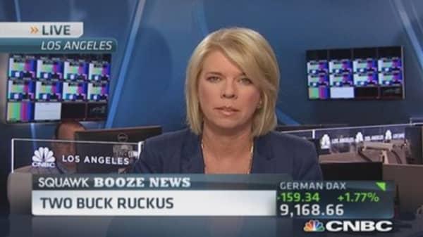 'Two Buck' ruckus
