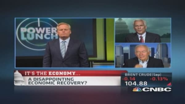 Fed's Fischer: Global recovery disappointing