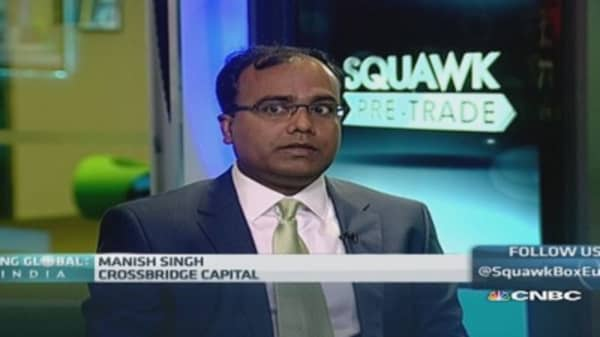 Investors have to be long India: Pro
