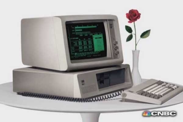 The anniversary of IBM's first PC