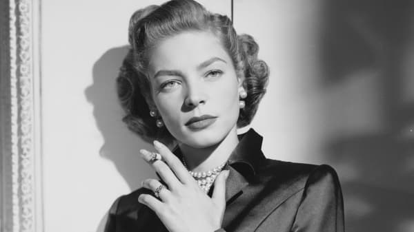 Actress Lauren Bacall Dies At 89 Bogart Estate