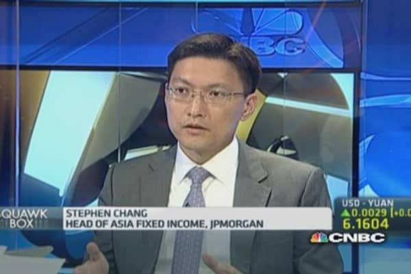 Asia still seeing stroong demand for bonds: JP Morgan