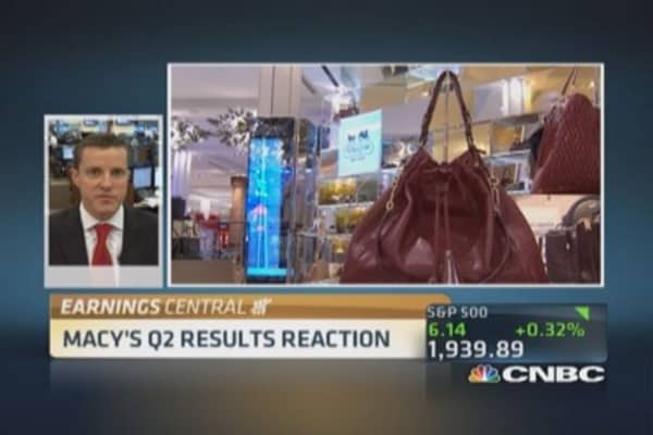 Inside Macy's earnings miss
