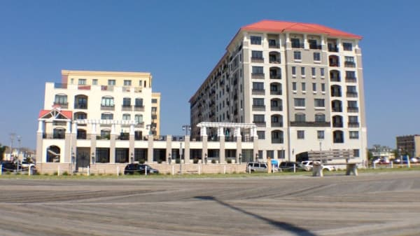 Greetings from Asbury Park, NJ! Rock this oceanfront condo in the Jersey Shore's hippest town.