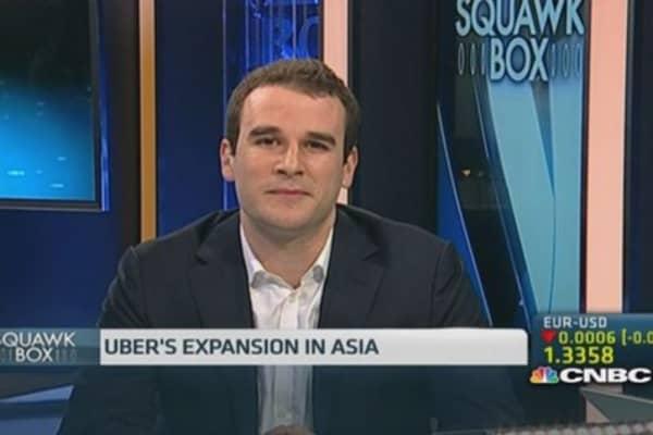 Uber: Enjoying the ride in Hong Kong