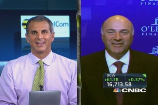 Dividend stock rematch: Adami vs. O'Leary