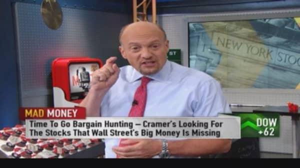 Cramer's play on UPS