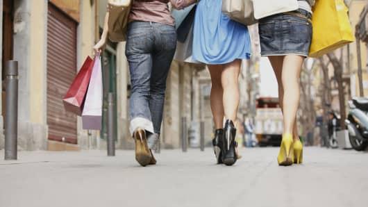 Premium shopping abroad