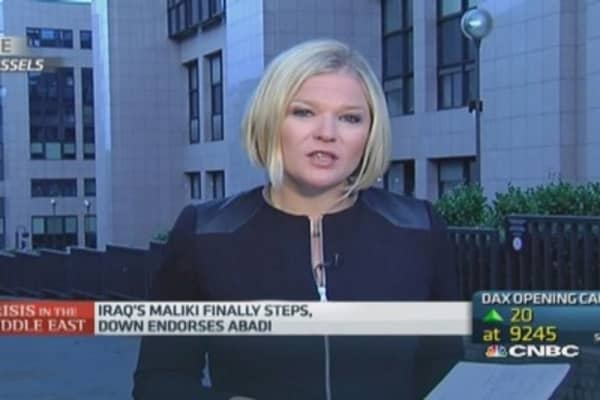 EU hopes to build Iraq support group against IS