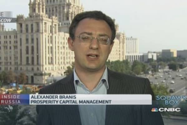 'Dangerous juncture' in Russia sanction saga: Pro