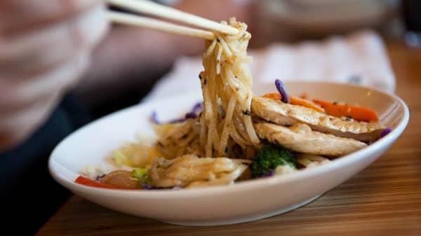 A dish at Noodles & Company