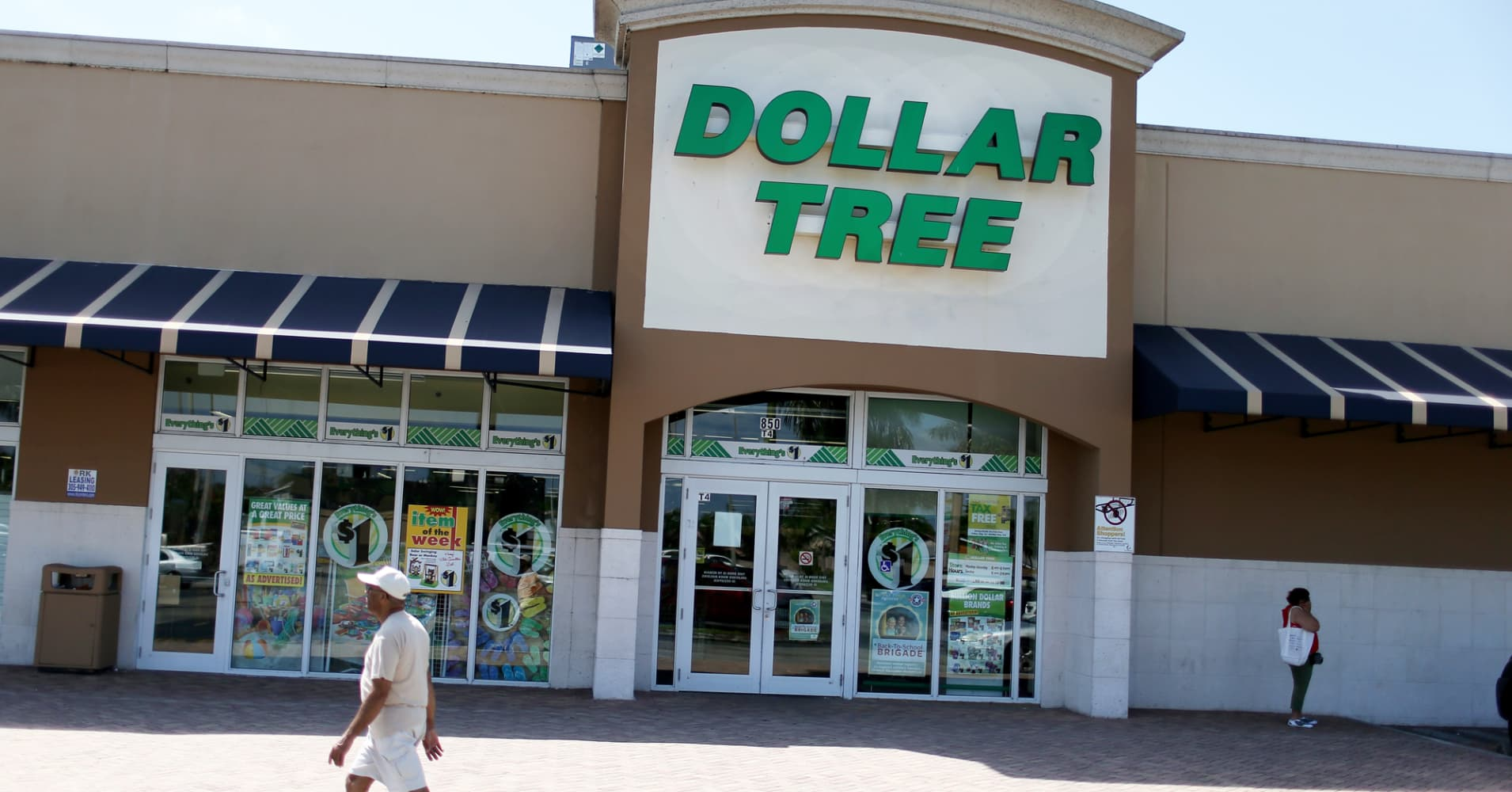 Buy Dollar Tree because lower income earners to get boost