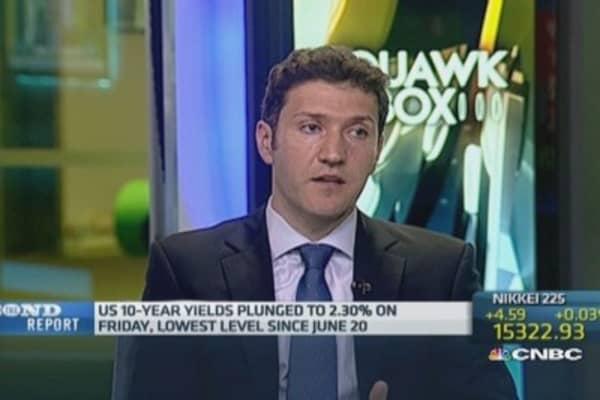 'Juice left' in euro zone bonds: Pro