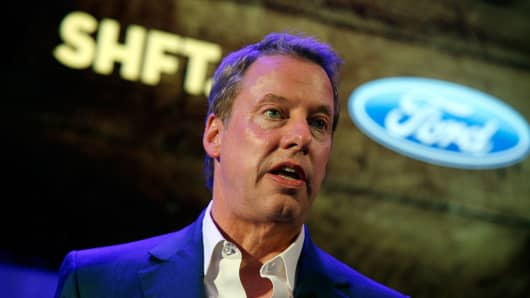 Bill Ford Jr.