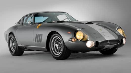 1964 Ferrari 275 GTB.