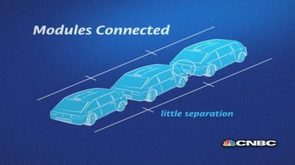 Future automobile?
