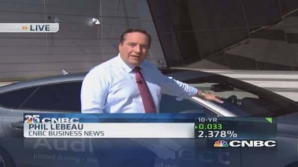 CNBC 25: Self-driving cars are coming