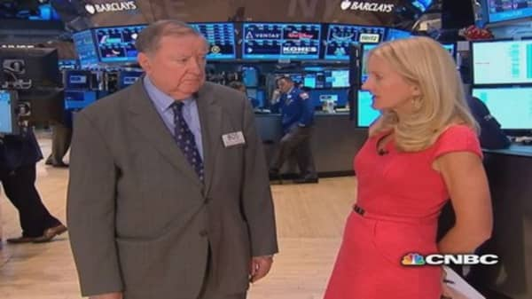 Cashin says: Classic geopolitical risk-off situation
