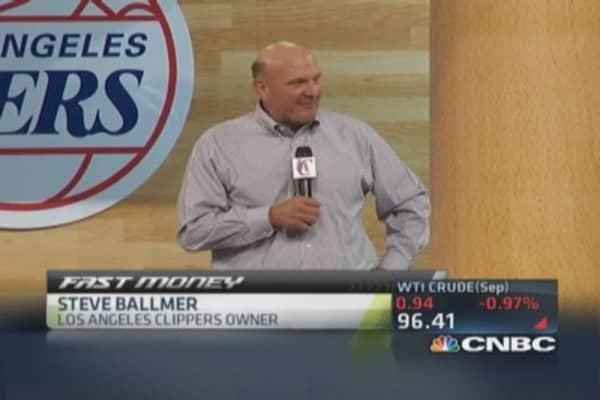 B-Ball(mer) fires up Clippers' fans