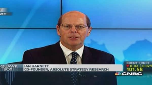 Underweight European markets: Expert