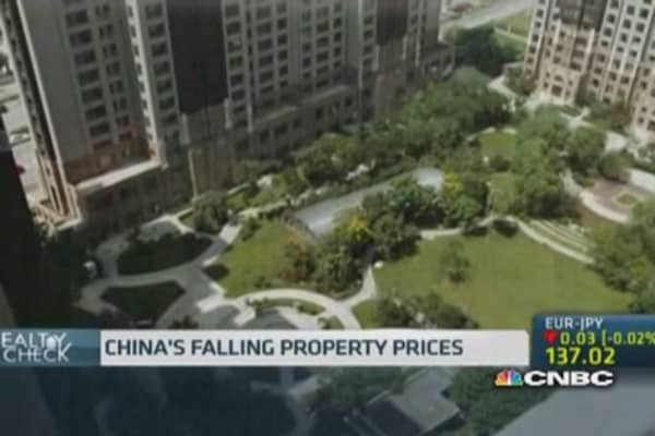 Can first-time buyers rescue China property space?