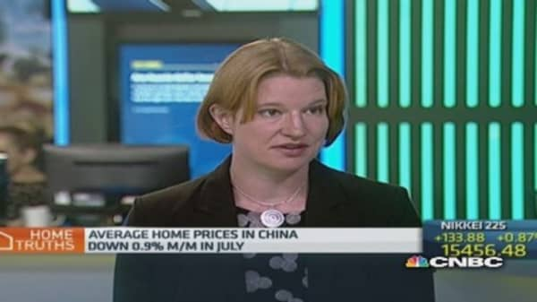 Housing crash would be 'profound' for China: Pro