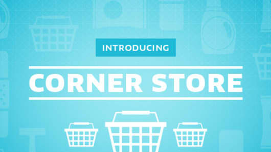 Uber's new delivery service app, Cornerstore.