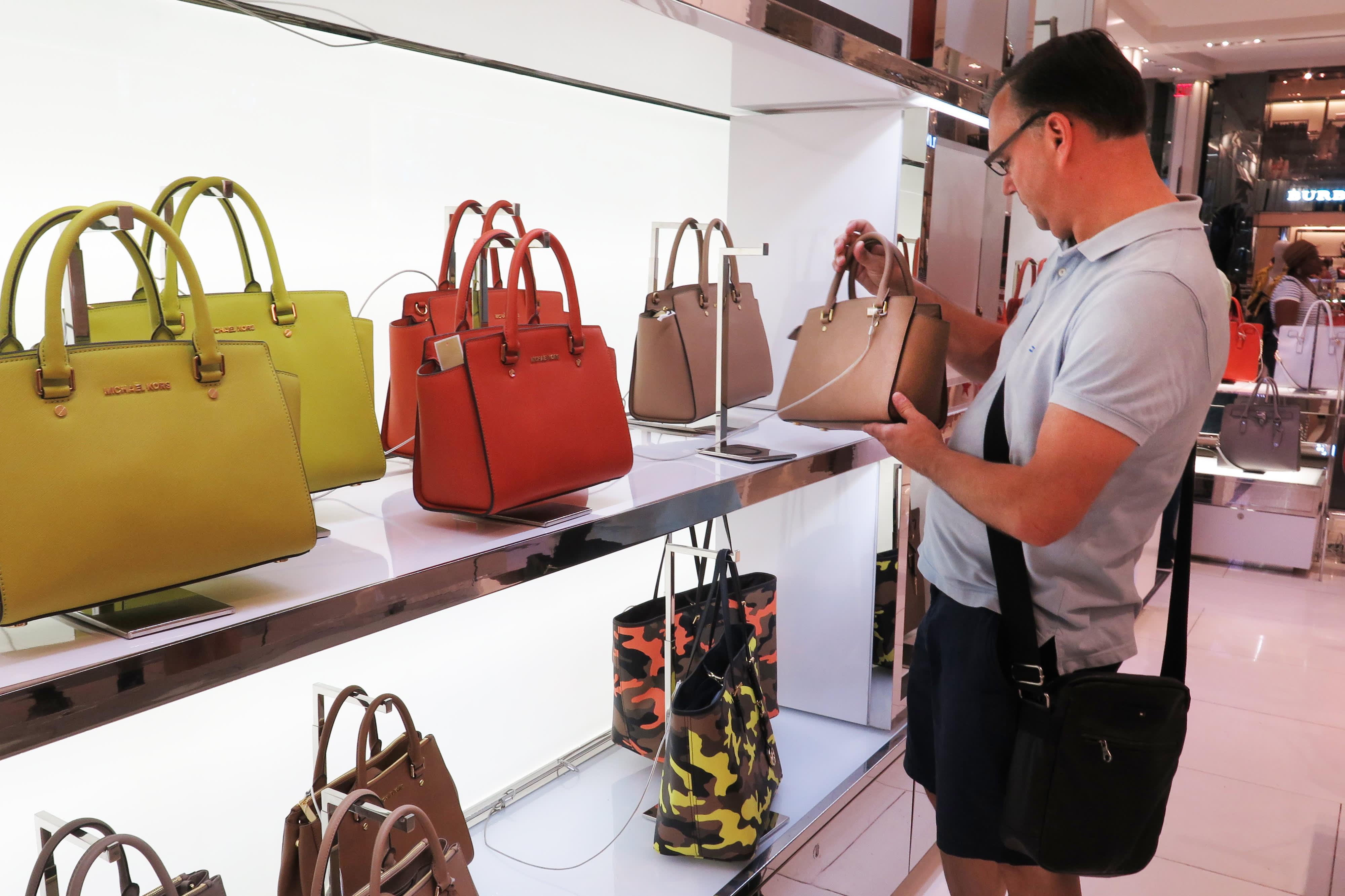 macys coach purses and handbags michael kors eyeglasses case