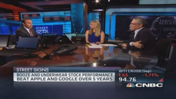 Hottest stories not always hottest stock: Greenberg