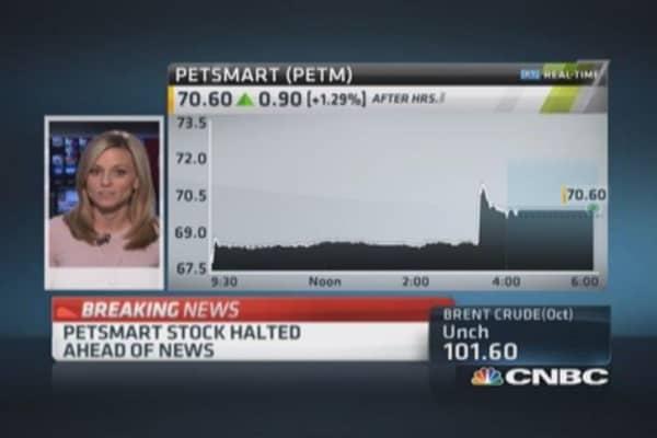 PetSmart exploring strategic options