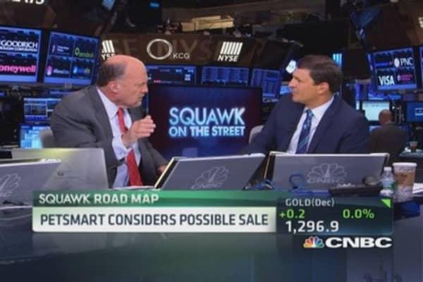 Cramer's read on PetSmart