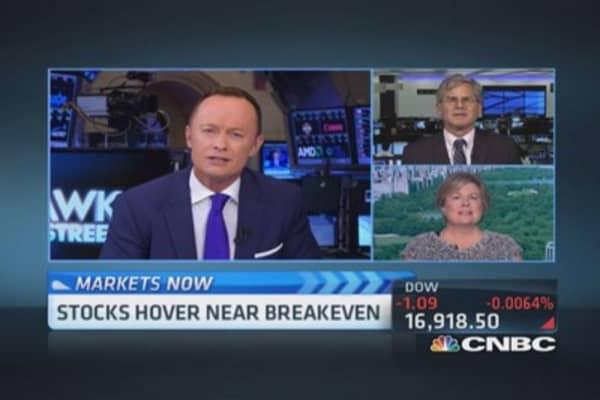 Fed's focus in Jackson Hole