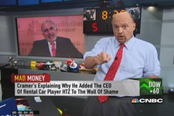 Management matters: Cramer